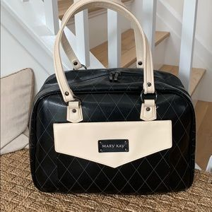 Mary Kay Tote Consultant cosmetic makeup Organizer